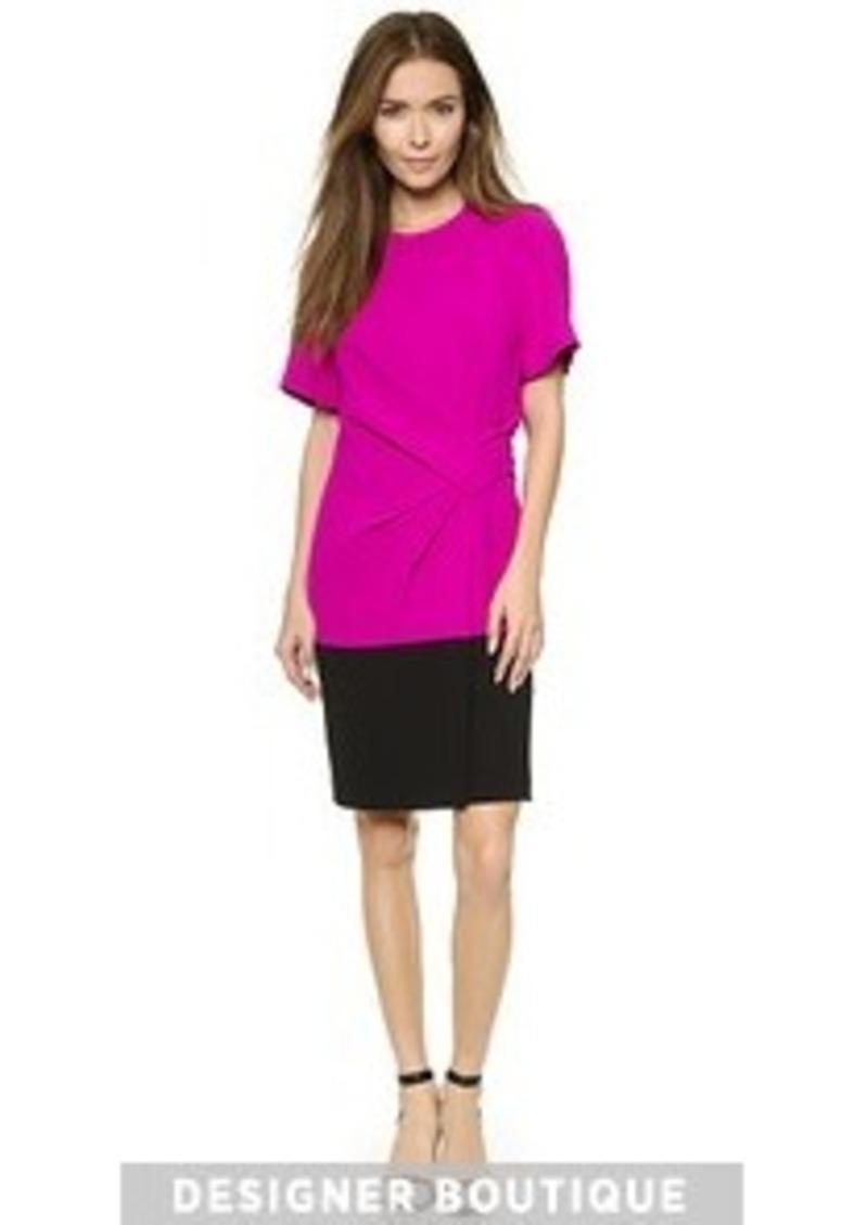 alexander wang alexander wang colorblock t shirt dress dresses shop it to me. Black Bedroom Furniture Sets. Home Design Ideas