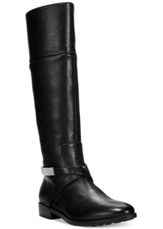 Alfani Egila Wide Calf Riding Boots, Only at Macy's Women's Shoes