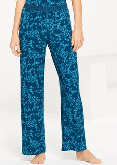 Alfani Essentials Slinky Printed Pajama Pants