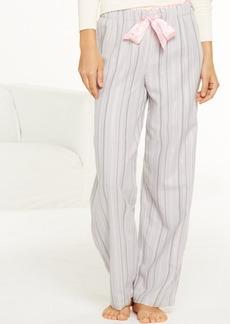 Alfani Flannel Pajama Pants