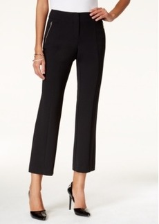 Alfani Prima Flare-Leg Cropped Pants, Only at Macy's