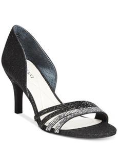 Alfani Giorjah D'Orsay Evening Pumps Women's Shoes