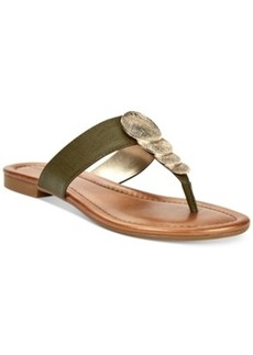 Alfani Harlquin Flat Thong Sandals Women's Shoes
