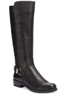 Alfani Jarabina Tall Wide Calf Boots, Only at Macy's Women's Shoes