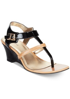 Alfani Kainon Wedge Sandals