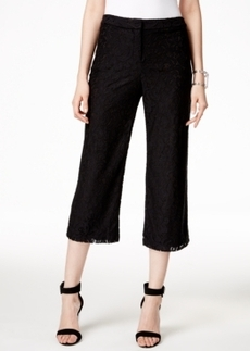 Alfani Prima Lace Culottes, Only at Macy's