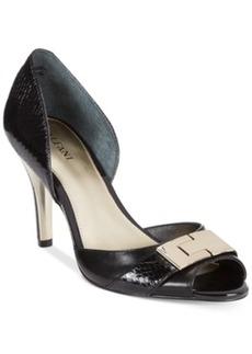 Alfani Leora Two-Piece Pumps Women's Shoes