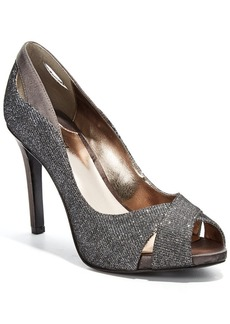 Alfani Lyrra Platform Evening Pumps