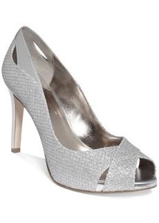 Alfani Lyrra Platform Evening Pumps Women's Shoes