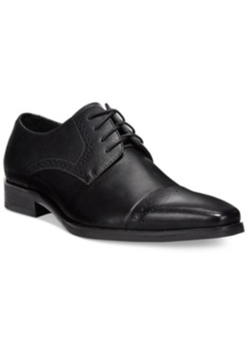 Cap Toe Oxfords, Only at Macy39;s Men39;s Shoes  Shoes  Shop It To Me