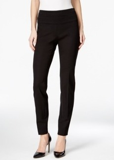 Alfani Paneled Waist Skinny Pants, Only at Macy's