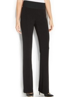 Alfani Petite Bootcut Pull-On Pants