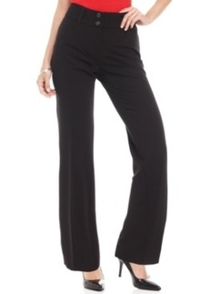 Alfani Petite Curvy-Fit Pants