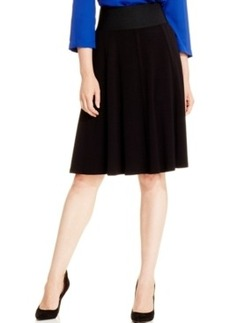 Alfani Elastic-Waist Skater Skirt, Only at Macy's