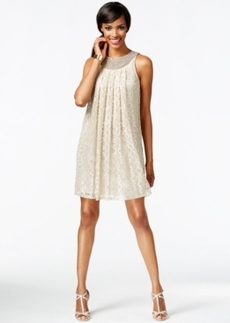 Alfani Embellished Shift Dress, Only at Macy's