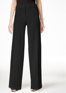 Alfani Prima Pintucked Wide-Leg Pants, Only at Macy's