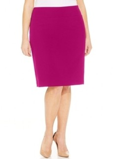 Alfani Plus Size Classic Pencil Skirt