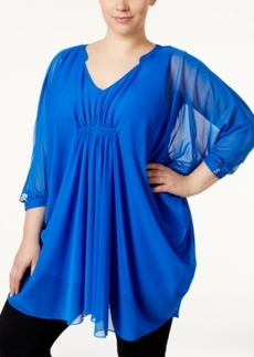 Alfani Plus Size Kurta Tunic, Only at Macy's