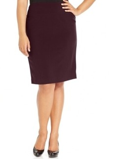 Alfani Plus Size Pencil Skirt