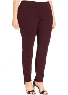 Alfani Plus Size Slim-Fit Skinny Pants