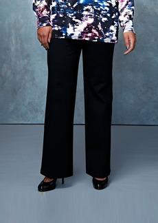 Alfani Plus Size Wide-Leg Pull-On Pants