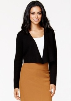 Alfani Prima Cropped Wool Cardigan, Only at Macy's