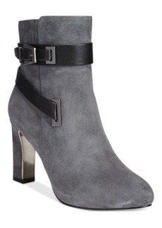 Alfani Prima Indraa Ankle Booties, Only at Macy's Women's Shoes