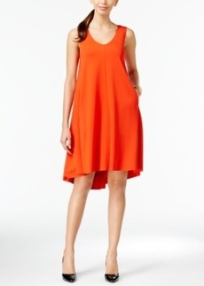 Alfani Prima Seamed Trapeze Dress, Only at Macy's
