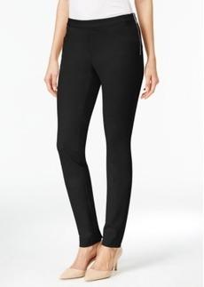 Alfani Prima Side-Zip Skinny Ankle Pants, Only at Macy's