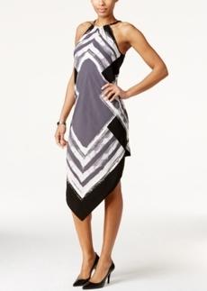 Alfani Printed Halter Dress, Only at Macy's