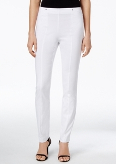 Alfani Pull-On Skinny Ankle Pants, Only at Macy's