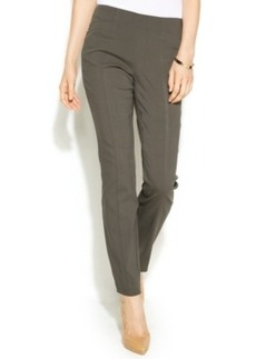 Alfani Skinny Seamed Comfort-Waist Pants