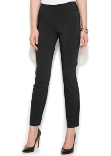Alfani Slim-Leg Ankle Pants