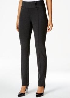 Alfani Slim-Leg Pull-On Pants, Only at Macy's