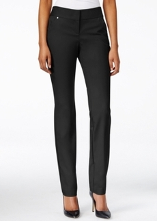 Alfani Slim-Leg Trousers, Only at Macy's