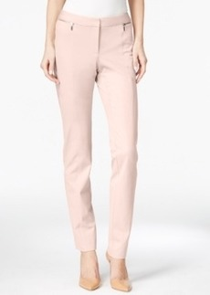 Alfani Slim Zip-Pocket Trousers, Only at Macy's