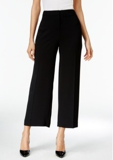 Alfani Solid Coulotte Pants, Only at Macy's