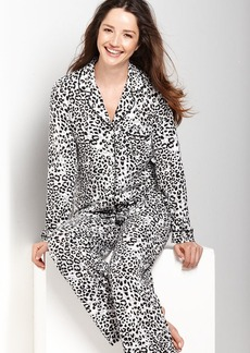 Alfani Top and Pajama Pants Set