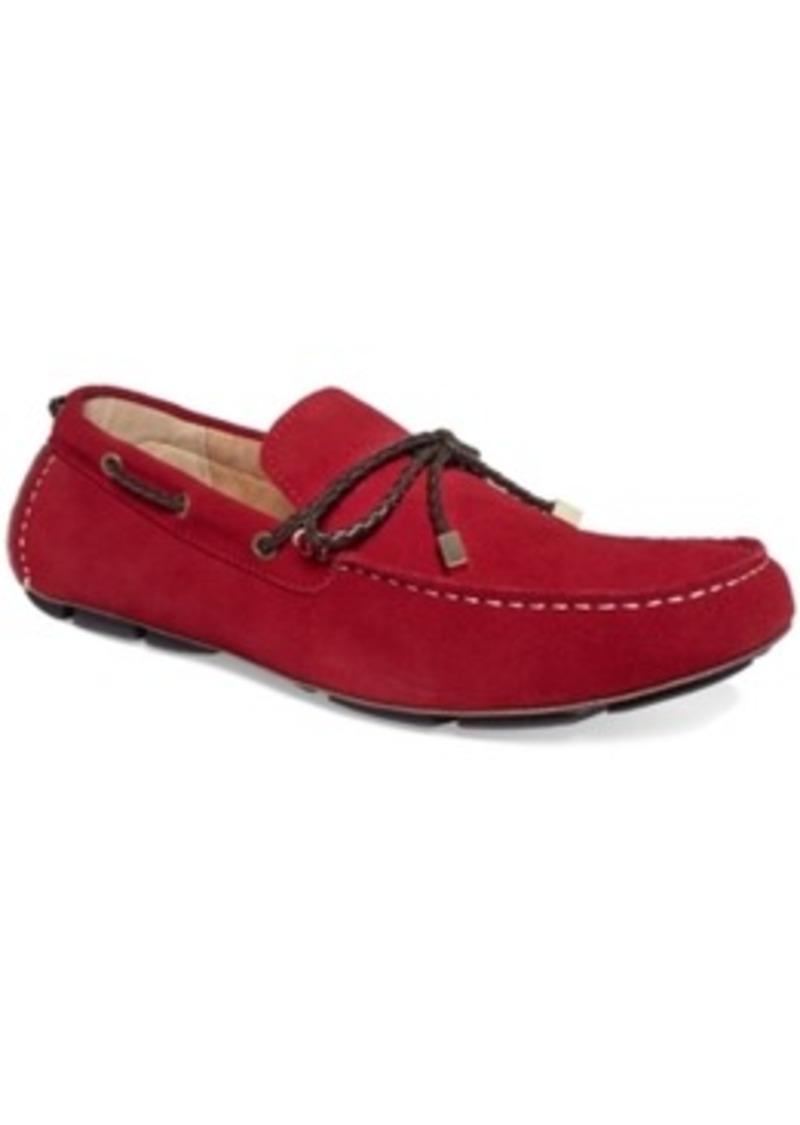 alfani alfani trevor moc toe drivers s shoes shoes
