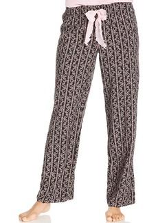 Alfani Twill Pajama Pants