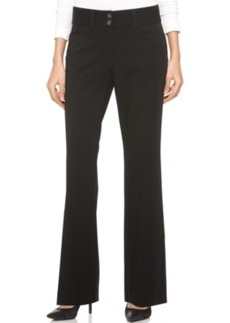 Alfani Two-Button Curvy-Fit Pants, Only at Macy's