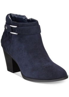 Alfani Wakefeld Booties, Only at Macy's Women's Shoes