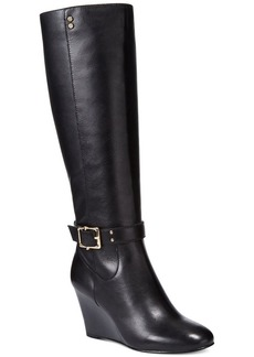 Alfani Women's Asche Wedge Boots