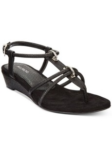 Alfani Women's Carah Wedge Gladiator Sandals, Only at Macy's Women's Shoes