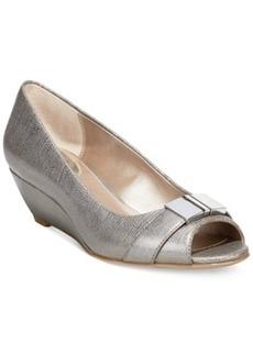 Alfani Women's Chorde Wedge Pumps Women's Shoes