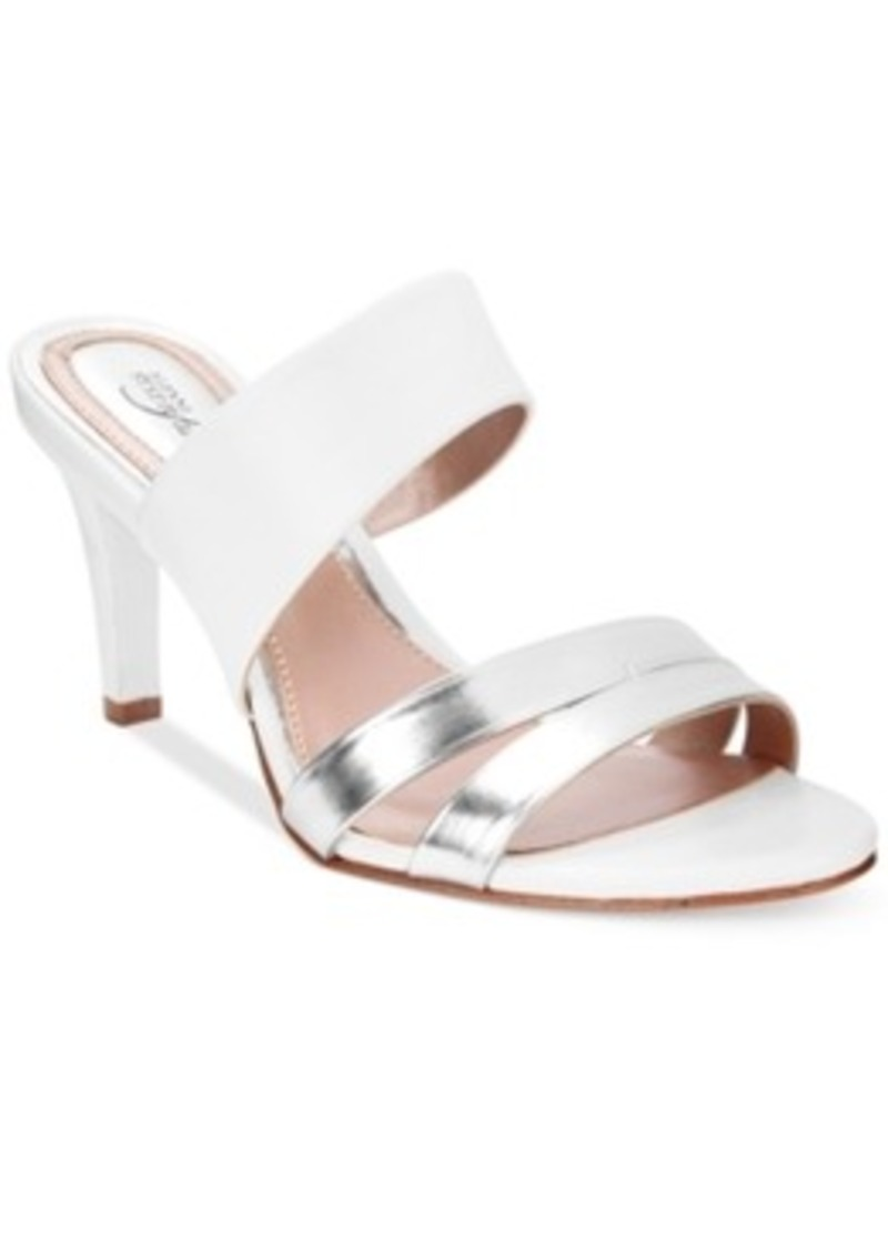 Alfani Women's Dextine Slide Sandals Women's Shoes