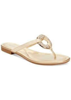 Alfani Women's Hannia Flat Sandals, Only at Macy's Women's Shoes