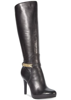 Alfani Women's Jaymee Tall Shaft Dress Boots