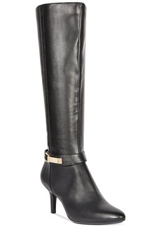 Alfani Women's Jemsey Tall Dress Boots