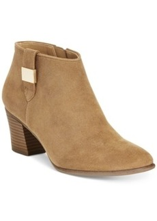 Alfani Women's Leoh Ankle Booties, Only at Macy's Women's Shoes